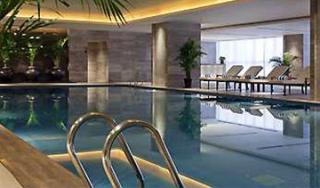 北京万达铂尔曼酒店游泳池