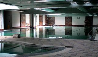济南翰林大酒店游泳池